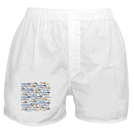 School of Sharks 1 Boxer Shorts