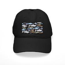 School of Sharks 1 Baseball Hat