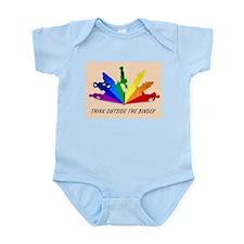 Think Outside the Binder - Original Infant Bodysui