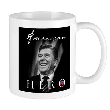 reagansketch_Rev1 Mugs