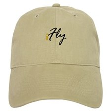 I Fly (black) Baseball Cap