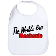 """The World's Best Mechanic"" Bib"