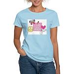 Love Joy Peace.png Women's Light T-Shirt