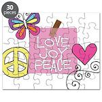 Love Joy Peace.png Puzzle