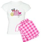 Love Joy Peace.png Women's Light Pajamas