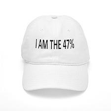 47 Percent Baseball Cap