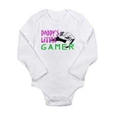 Daddy's Little Gamer Body Suit