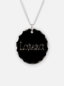 Lorena Spark Necklace