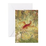 Phoenix greeting cards (Pk of 10)