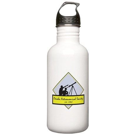 OAS logo Stainless Water Bottle 1.0L