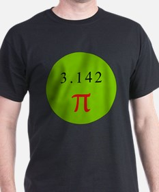 Pi - GREEN T-Shirt
