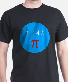 Pi - BLUE 2 T-Shirt