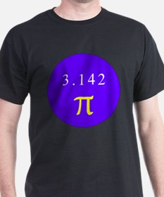 Pi - PURPLE T-Shirt
