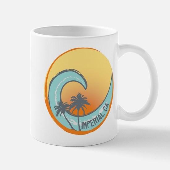 Imperial Beach Sunset Crest Mug