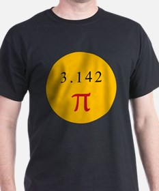 Pi - YELLOW T-Shirt