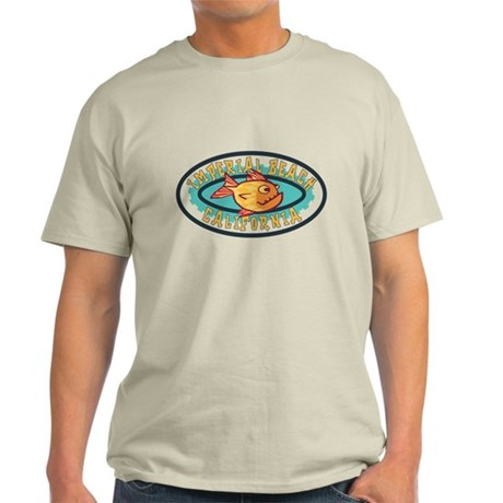 Imperial Beach Gearfish Patch Light T-Shirt