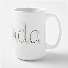 Linda Spark Large Mug