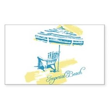 Serenity Imperial Beach Decal