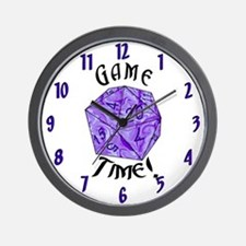 Proud Gamer Wall Clock