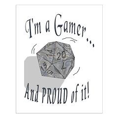 Proud Gamer Posters