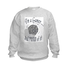 Proud Gamer Sweatshirt