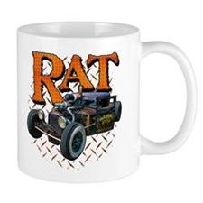 Diamond Plate RAT Mug