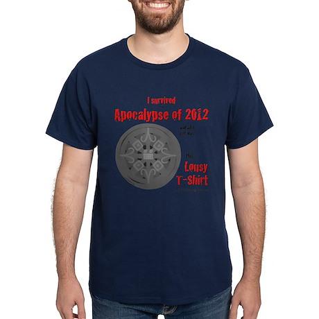 Apocalypse Survivor Dark T-Shirt