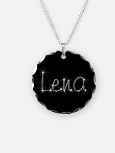 Lena Spark Necklace