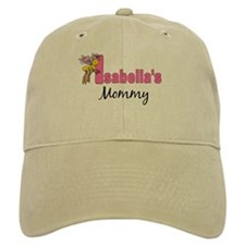 Isabella's mommy personalized Baseball Cap