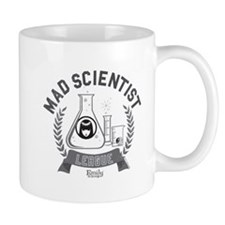 Mad Scientist Small Mugs