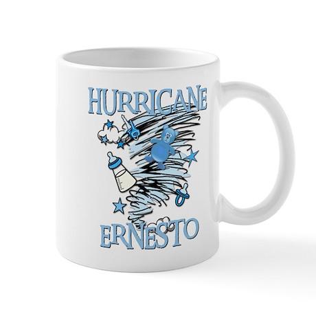 HURRICANE ERNESTO Mug