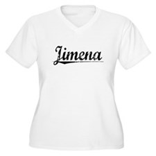 Jimena, Aged, T-Shirt