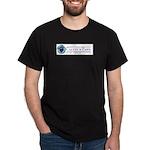 Calvin's Paws Black T-Shirt