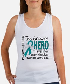 Bravest Hero I Knew PKD Women's Tank Top