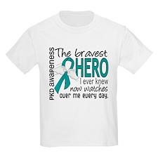 Bravest Hero I Knew PKD T-Shirt