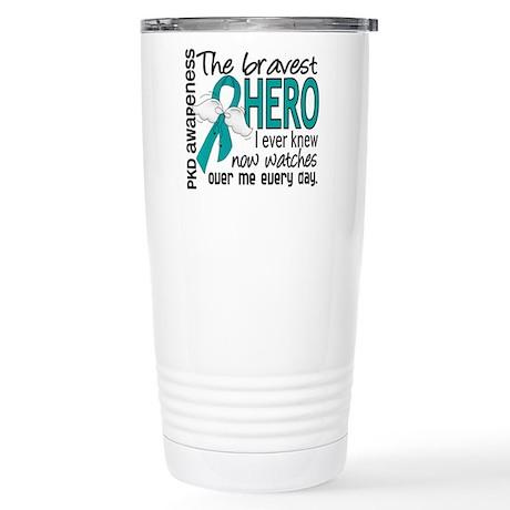 Bravest Hero I Knew PKD Stainless Steel Travel Mug