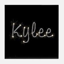 Kylee Spark Tile Coaster