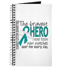 Bravest Hero I Knew Ovarian Cancer Journal