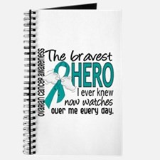 Bravest Hero I Knew Ovarian Cancer Journal