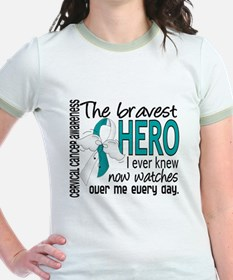 Bravest Hero I Knew Cervical Cancer T