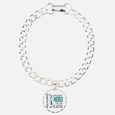 Bravest Hero I Knew Cervical Cancer Bracelet