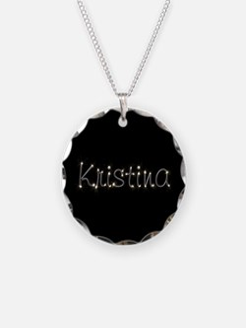 Kristina Spark Necklace