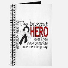 Bravest Hero I Knew Skin Cancer Journal