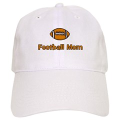 Football Mom Baseball Cap