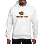 Football Mom Hooded Sweatshirt