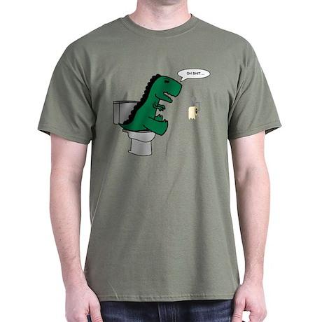 Oh Shit ... Dark T-Shirt