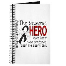 Bravest Hero I Knew Melanoma Journal
