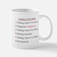 Pet Hates 2 Mug
