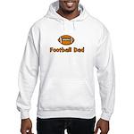 Football Dad Hooded Sweatshirt
