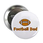 Football Dad Button
